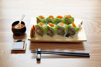 Edinburgh: Scotland's Sushi Capital