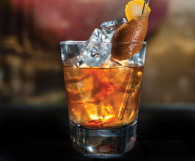 The Balmoral Old Fashioned