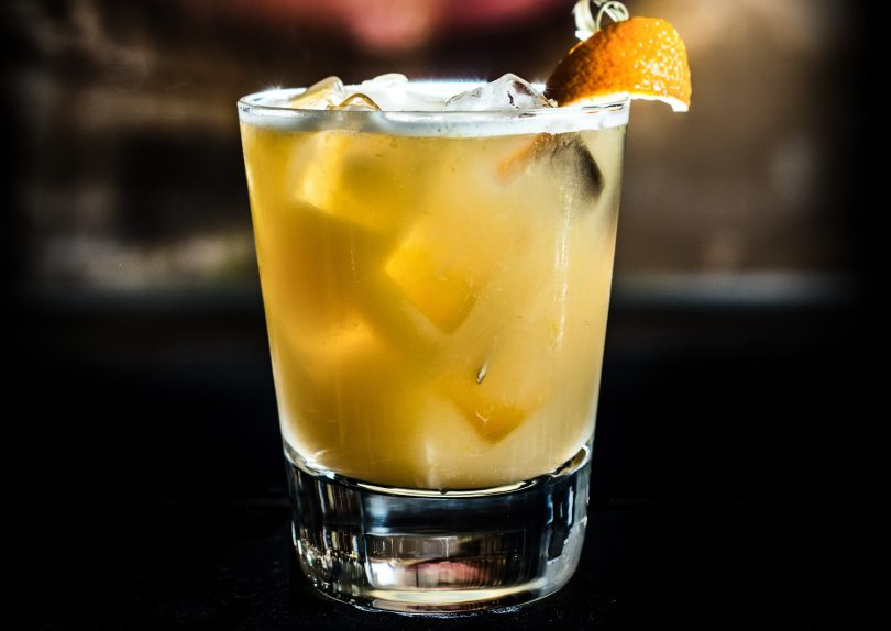 The Balmoral Whisky Sour
