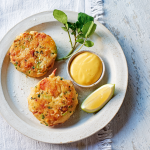 James Martin's Great British Adventure: Crab Cakes with Homemade Mayonnaise