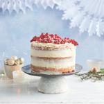 ScandiKitchen Christmas: Saffron layer cake