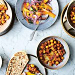 Katy Beskow's 15 Minute Vegan: Tea-infused Chana Masala