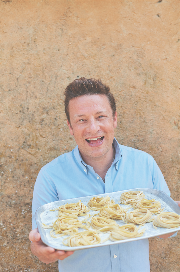 Jamie Oliver S Taste Of Italy Recipes Foodies Magazine
