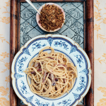 Jamie Oliver Taste of Italy Recipe: Classic carbonara and Crunchy porcini breadcrumbs