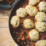 Hairy Bikers: Mince and herby dumplings