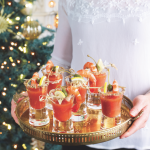 Good Housekeeping: Bloody Mary prawn shots