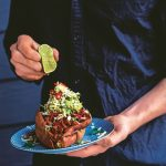 Ben Lebus' MOB Kitchen: Mexican-style Stuffed Sweet Potatoes