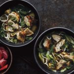 Andrea Nguyen's Vietnamese Food Any Day: Roast Chicken Noodle Soup