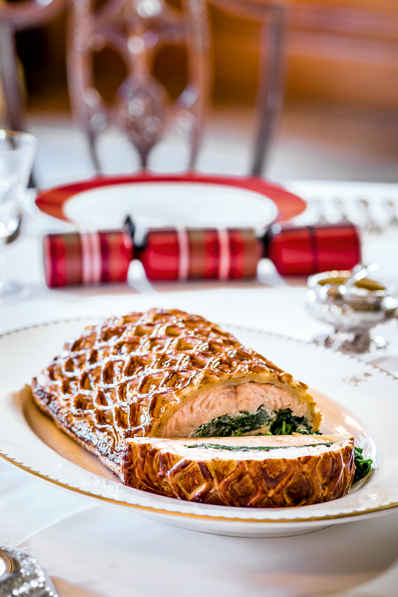 Highclere Salmon En Croute Foodies Magazine