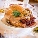 Highclere Christmas turkey