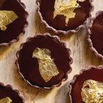 Tartine's millionaire's chocolate caramel tarts