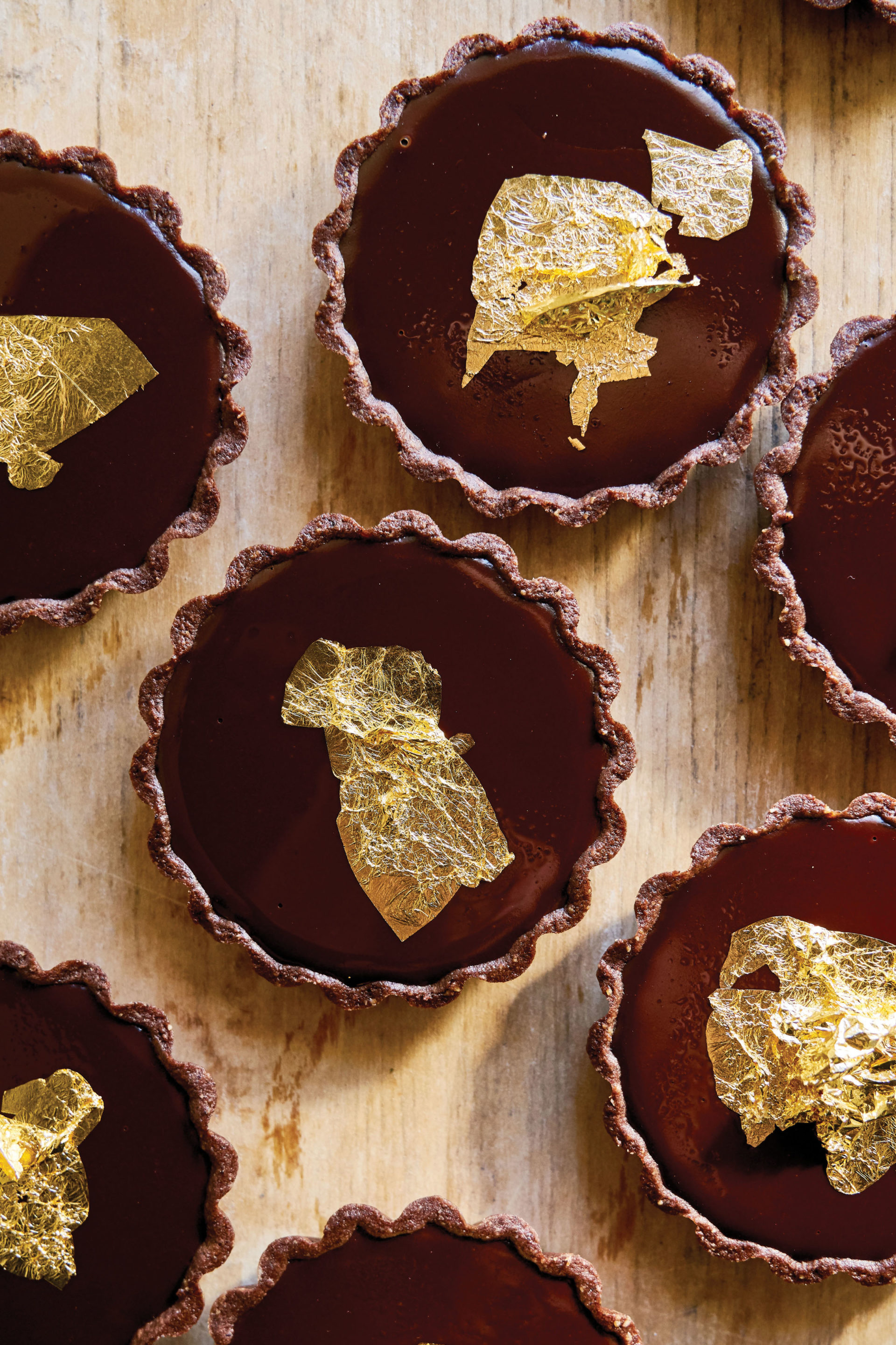 Tartine S Millionaire S Chocolate Caramel Tarts Foodies Magazine