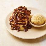Gordon Ramsay's Calvados Apple Pancakes