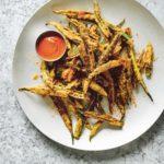 Dishoom's okra fries