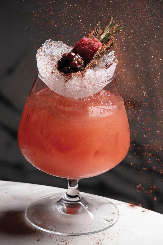 Picantito cocktail