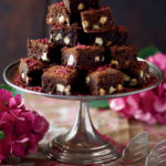 Naked brownie stack image