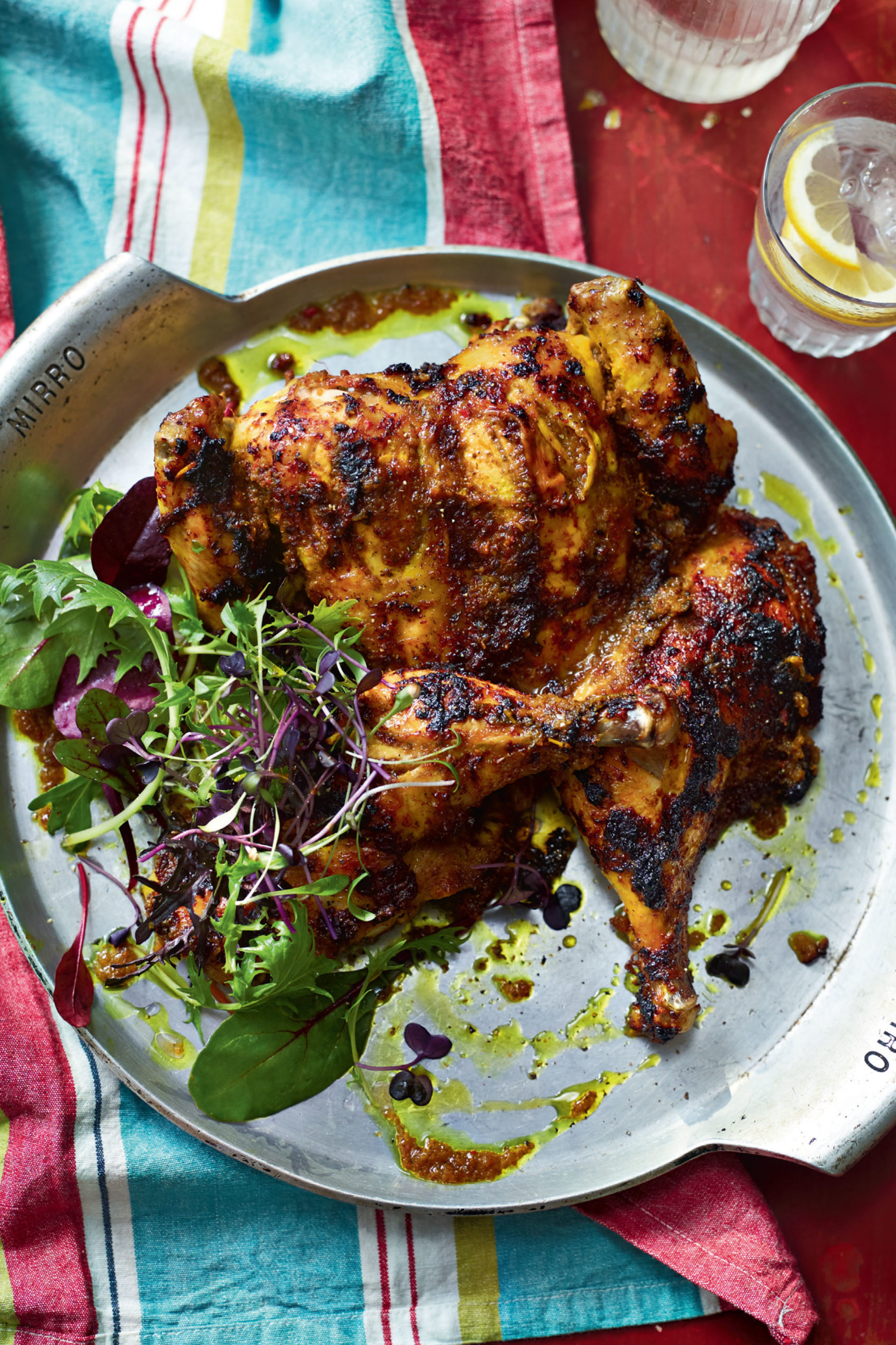 Ainsley's jerk chicken image