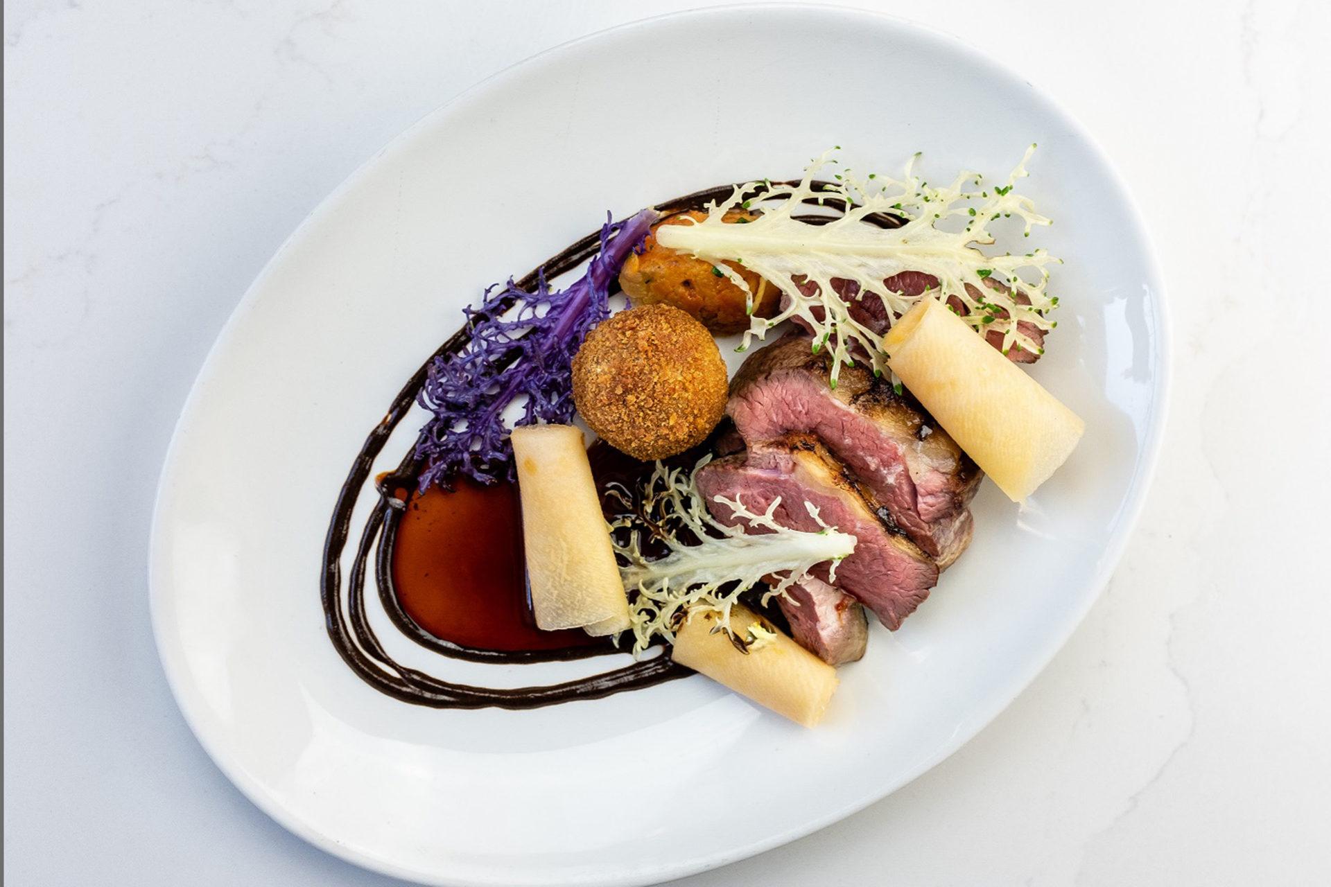 Otro lamb rump dish image