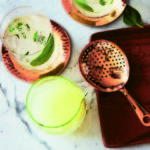 basil lemon smash image